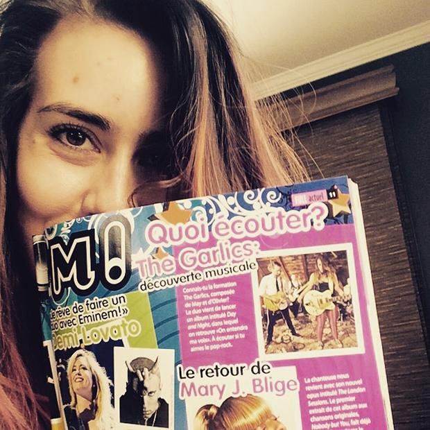 Magazine Full Fille